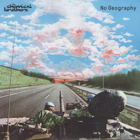 CHEMICAL BROTHERS (the) : CD No Geography