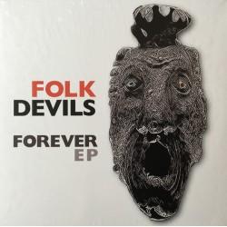 """FOLK DEVILS : 10""""EP Forever EP"""