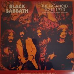 BLACK SABBATH : LP The Paranoid Tour 1970
