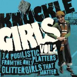 VARIOUS : LP Knuckle Girls Vol.2