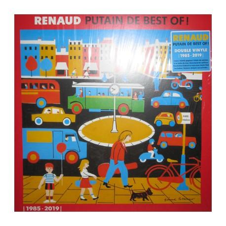 RENAUD : LPx2 Putain De Best Of ! (1985 - 2019)