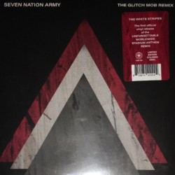 WHITE STRIPES (the) : Seven Nation Army (The Glitch Mob Remix - Red)