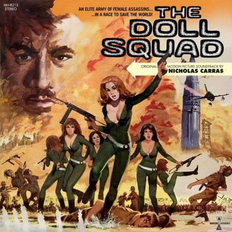 CARRAS Nicholas : LP The Doll Squad