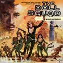 CARRAS Nicholas : LP+DVD The Doll Squad