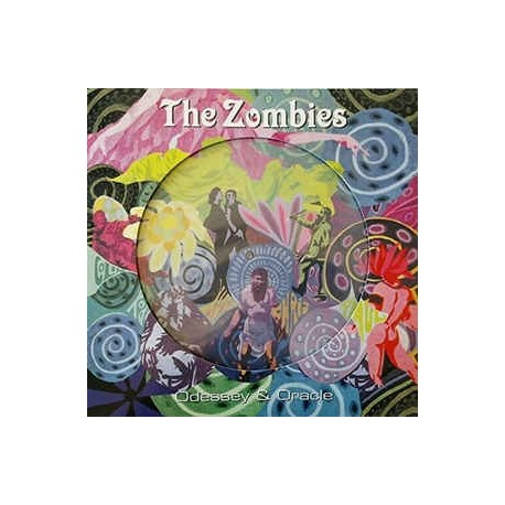 ZOMBIES (the) : LP Picture Odessey Oracle