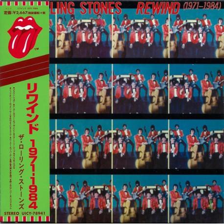 ROLLING STONES (the) : CD Rewind (1971-1984)