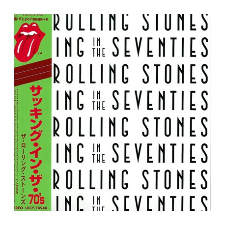 ROLLING STONES (the) : CD Sucking In The Seventies