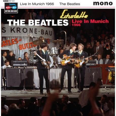 BEATLES (the) : Live In Munich 1966