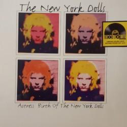 NEW YORK DOLLS (the) : LP Actress : Birth Of The New York Dolls
