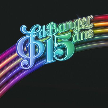 ORCHESTRE LAMOUREUX / ROUSSEL Thomas : LPx2+CD Ed Banger 15 Ans