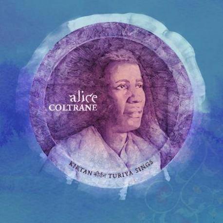 COLTRANE Alice : LPx2 Kirtan : Turiya Sings