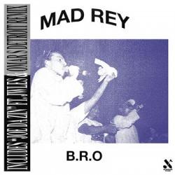 """MAD REY : 12""""EP B.R.O."""