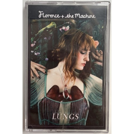 FLORENCE AND THE MACHINE : CD Lungs