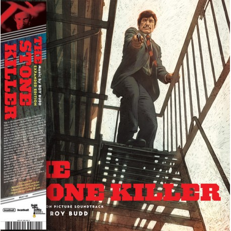 ROY BUDD : LPx2 The Stone Killer : Expanded Edition