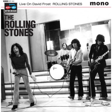 ROLLING STONES (the) : Live On David Frost