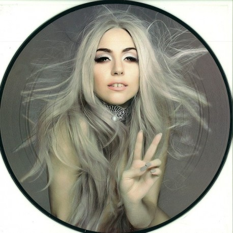 """LADY GAGA : 12""""EP Picture Yoü And I (Part 1)"""