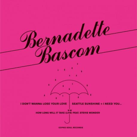 "BASCOM Bernadette : 10""EP The Bernadette Bascom EP"