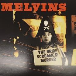 MELVINS : LP The Bride Screamed Murder (red)