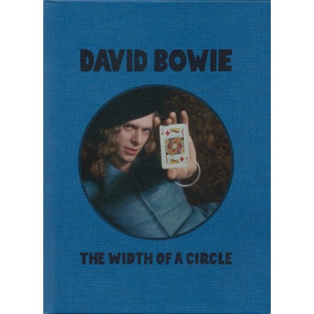 BOWIE David : CDx2 The Width Of A Circle