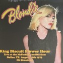 BLONDIE : LP King Biscuit Flower Hour