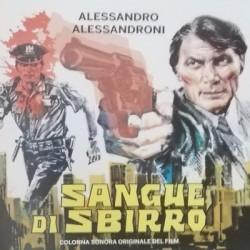 ALESSANDRONI Alessandroni : CD Sangue Di Sbirro