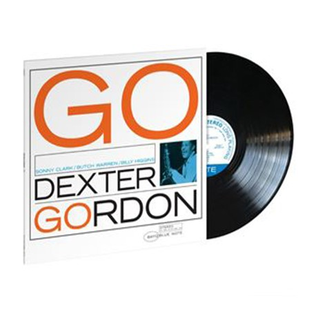 DEXTER GORDON : LP Go!