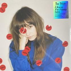 WEBSTER Faye : LP I Know I'm Funny Haha (blue)