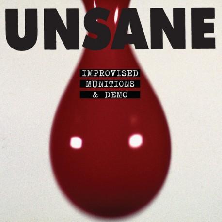 UNSANE : LP Improvised Munitions & Demo