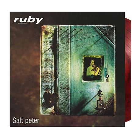 """RUBY : LP Salt Peter (""""Tiny Meat""""  color)"""