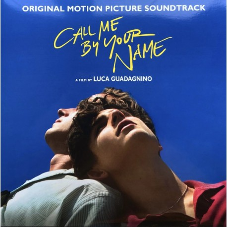 OST : LPx2 Call Me By Your Name