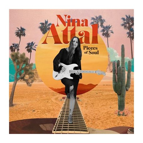 ATTAL Nina : LP Pieces Of Soul