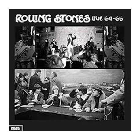 ROLLING STONES (the) : Let The Airwaves Flow 3 (Crossing The Atlantic)