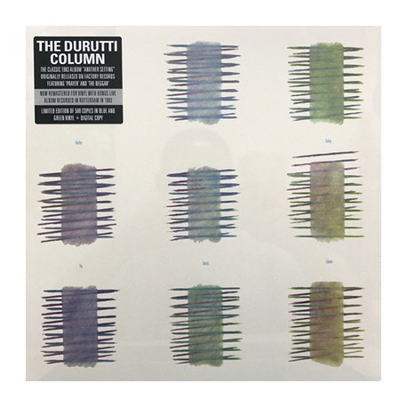 DURUTTI COLUMN (the) : LPx2 Another Setting (color)