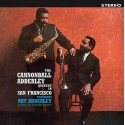 CANNONBALL ADDERLEY : LP The Cannonball Adderley Quintet In San Francisco