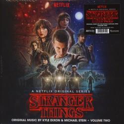 DIXON Kyle & STEIN Michael : LPx2 Stranger Things Vol2