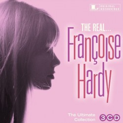 HARDY Françoise : CDx3 The Real... Françoise Hardy (The Ultimate Collection)
