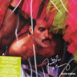 MERCURY Freddie : CD Never Boring