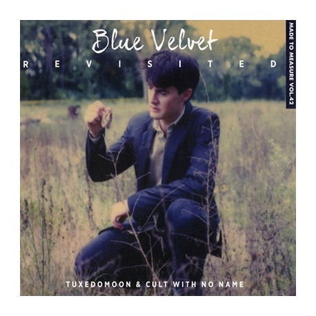 TUXEDOMOON / CULT WITH NO NAME : CD Blue Velvet Revisited