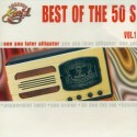 VARIOUS : CD Best Of The 50's vol1