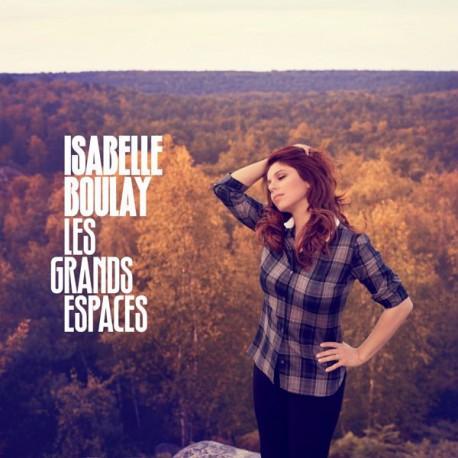 BOULAY Isabelle : CD Les Grands Espaces