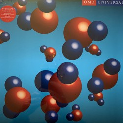 ORCHESTRAL MANOEUVRES IN THE DARK : LP Universal