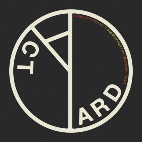 """YARD ACT : 12""""EP Dark Days EP"""