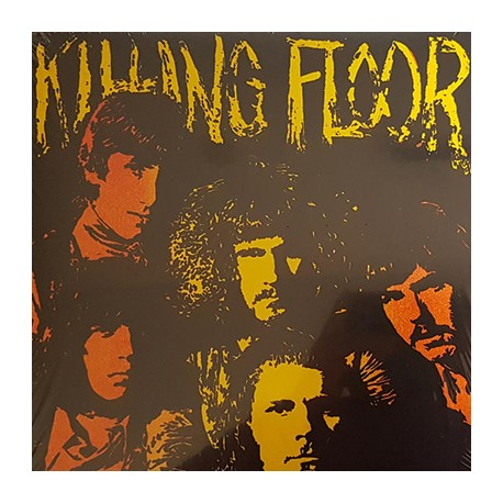 KILLING FLOOR : LP Killing Floor