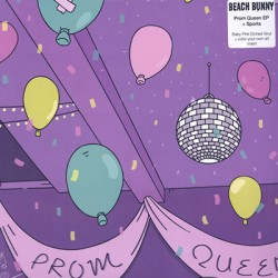 """BEACH BUNNY : 12""""EP Prom Queen + Sports"""