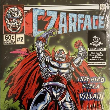 CZARFACE : LPx2 Every Hero Needs A Villain