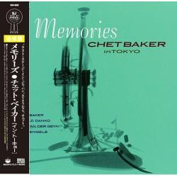 BAKER Chet : LP Memories - In Tokyo (JAP)