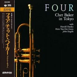 BAKER Chet : LP Four (JAP)
