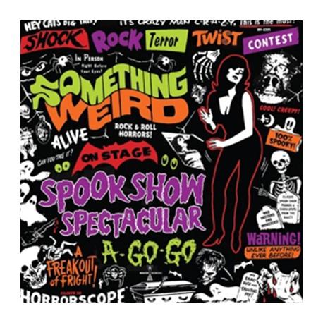 OST : LP+DVD Something Weird Spook Show Spectacular A Go-Go