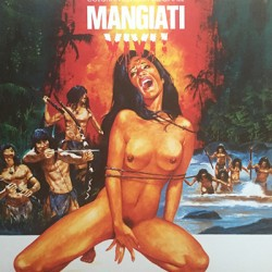 DONATI Roberto : LP Mangiati Vivi! / Eaten Alive! (green)