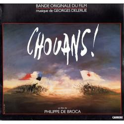DELERUE Georges : LP Chouans!